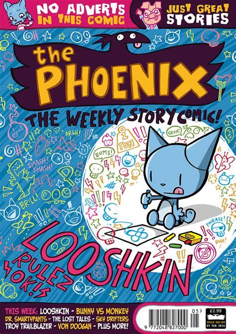 lost tales the phoenix 1910989193 phoenix friday jamie smart s looshkin preview comics news digital spy