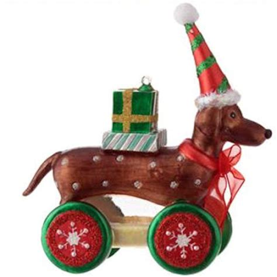 dachshund christmas ornaments dachshund x mas ornaments