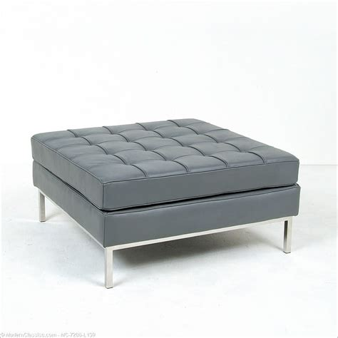 Knoll Ottoman by Florence Knoll Square Ottoman Modernclassics