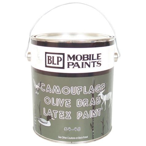 camouflage olive drab house walls paint 4 cans ebay