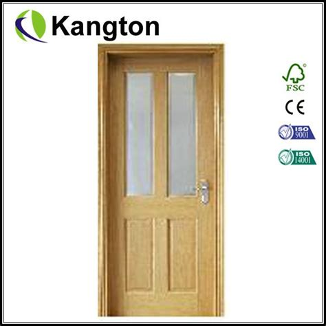 Interior Wood Door Manufacturers Interior Wood Doors With Glass Home Design Ideas And Pictures