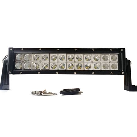Cree Spot Flood Led Light Bar Kit 12 Quot 13 5 Quot For Honda Spot Flood Led Light Bar