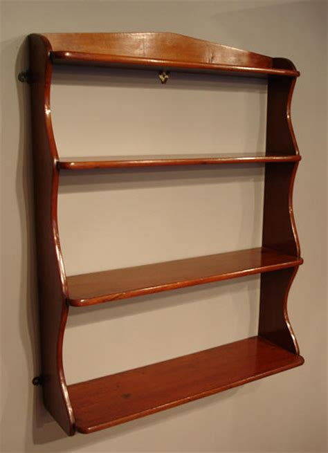 Mahogany Shelf by Mahogany Wall Shelves Wall Shelves Uk Antique Wall