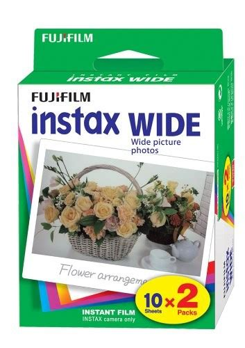 instax wide fuji instax wide pack 183 lomography shop