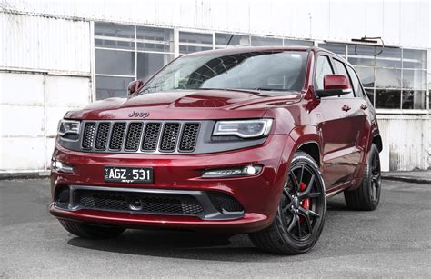 grand jeep 2016 2016 jeep grand srt review caradvice