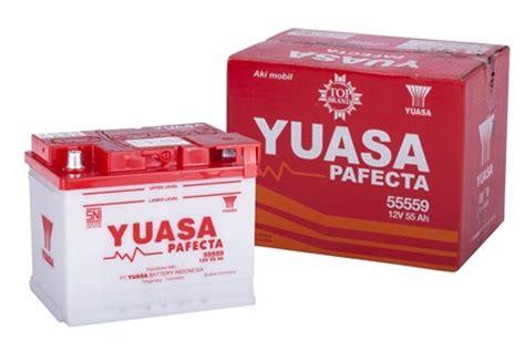 Yuasa Aki Din 55559 din 55559
