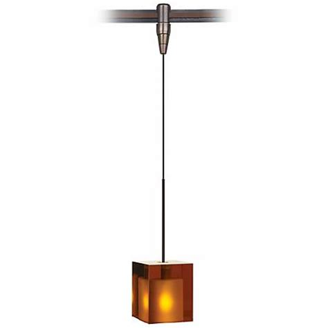 Tech Lighting Cube Pendant Cube Glass Bronze Tech Lighting Monopoint Pendant 32299 39316 Ls Plus