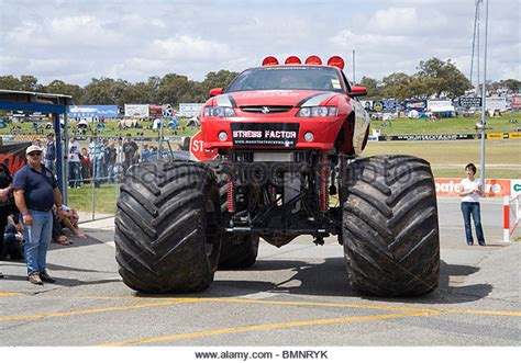 monster truck show sydney monster car stock photos monster car stock images alamy