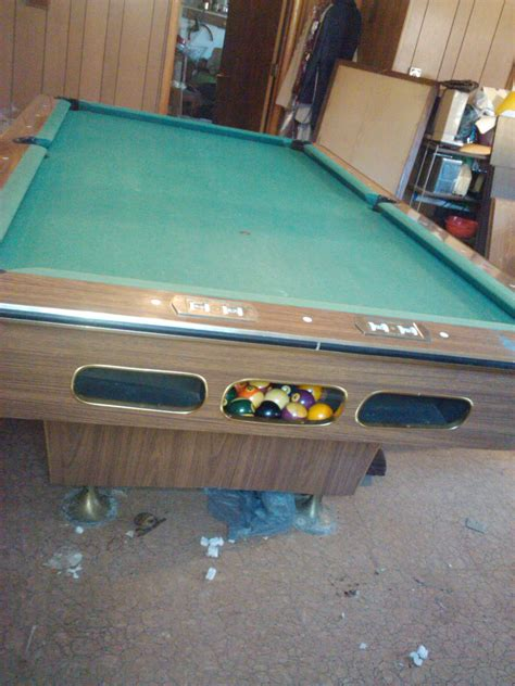 all tech industries pool table all tech industires historical information