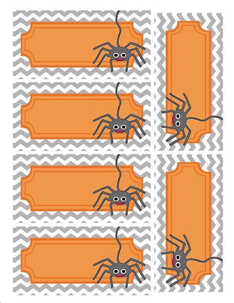 printable ghost name tags halloween s mores teacher gift free printable yellow
