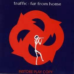 traffic far from home uk promo cd album cdlp 30538