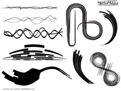 free vector graphics design elements vector graphics line art vector design elements set 3 free vectors ui