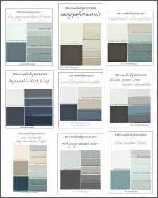 painting color schemes paint color palettes on pinterest warm gray paint neutral paint co