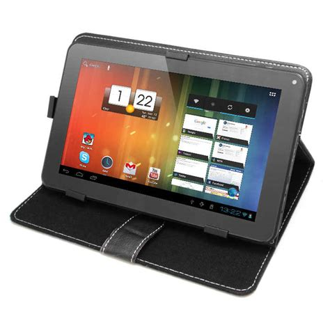fundas tablet funda universal para tablet pc 9 quot con soporte funda de tablet