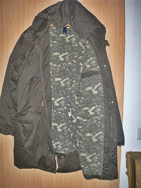 Divided By H M Parka Jacket divided parka jacke herren divided by h m gr l echt cool