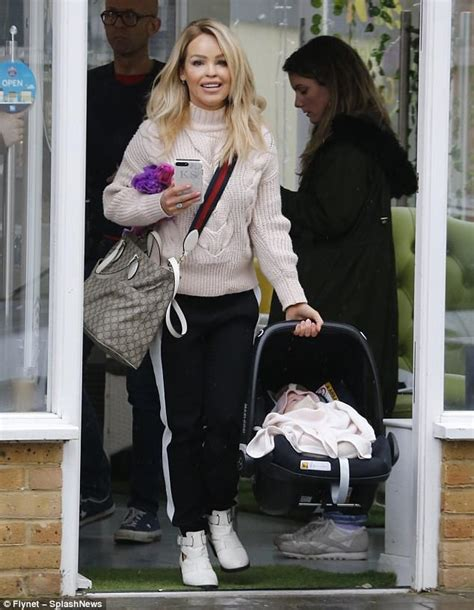 Qa With Penelope by Piper Looks Chic As She Steps Out With Baby