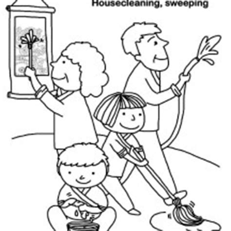 house cleaning coloring pages netart 1 place for coloring for kids part 39