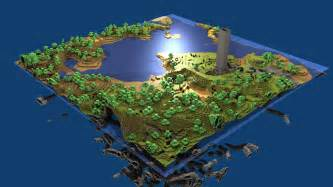 World Map 3d by 3d Map Examples Of 3d Maps Geographic Information