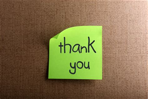 thank you letter business news daily 10 things you should never write in a thank you note
