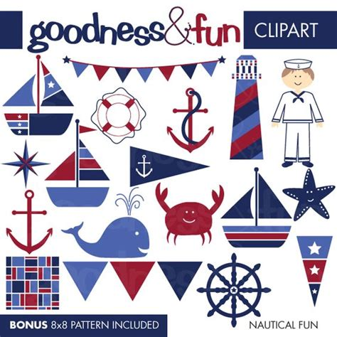 nautical template free baby boy room decor digital and clip on