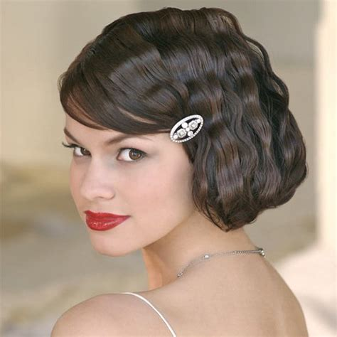1920s hairstyles for short hair how to admirable 1920s hairstyle