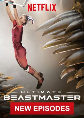 sarah jane dias beastmaster ultimate beastmaster 2017 on netflix canada check