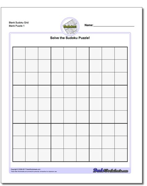 sudoku printable excel sudoku blank worksheets wiildcreative