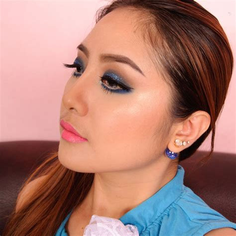 tutorial make up barbie sederhana make up k pesta tutorial makeup pesta atau wisuda loveellentan