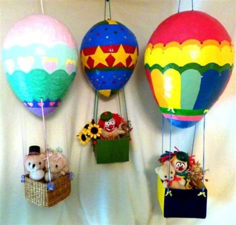 How To Make Paper Ballons - 17 best ideas about paper mache balloon on