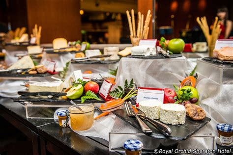 evening buffet picture of sheraton bangkok riverside restaurants where and what to eat in
