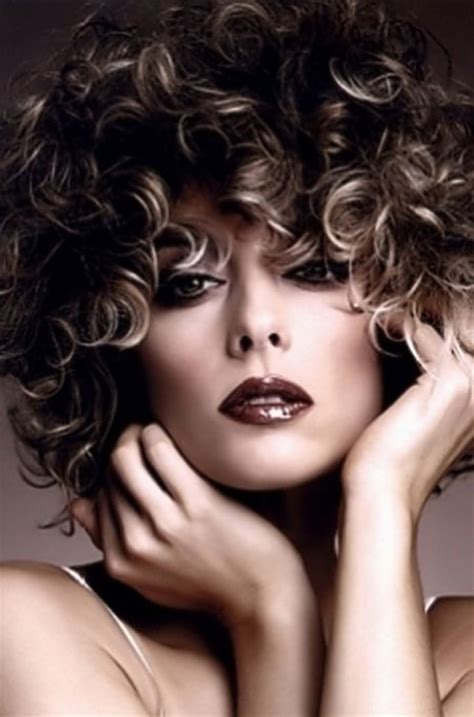 short curly hair highlight pictures 30 best short curly hairstyles 2014 short hairstyles