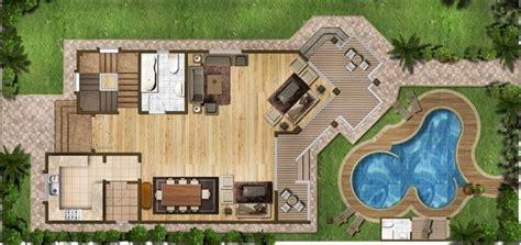 layout for villa oasis villas resort