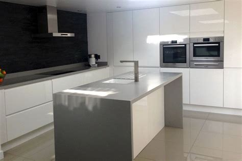 an innova luca gloss white kitchen http www diy