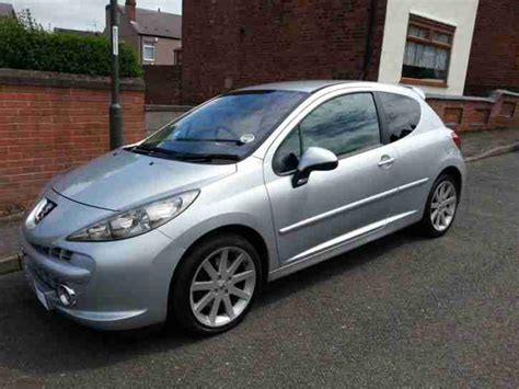 used peugeot 207 gti peugeot 207 gti car for sale