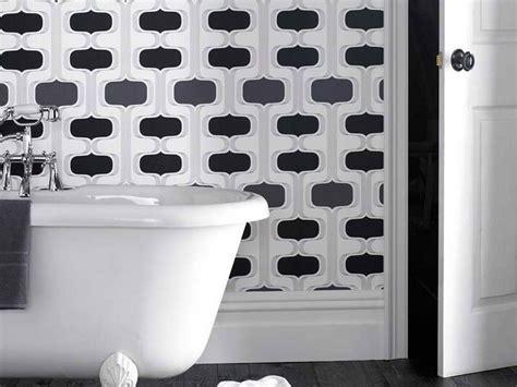 Vinyl Wallpaper Bathroom by Bathroom Remodeling Calm Vinyl Wallpaper For Bathroom