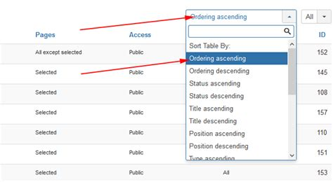 joomla blog layout ordering not working change order of modules in joomla 3 as blog