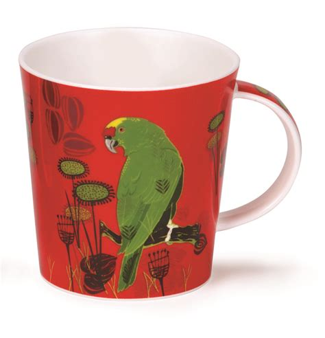 fancy mugs dunoon lomond flight of fancy mug parakeet 26 78 you