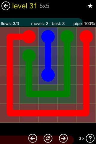 Set Angeli Flow Kid flow free solutions flow pack set 5x5 level 31