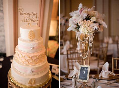new year themed wedding new years gatsby themed wedding omni severin hotel