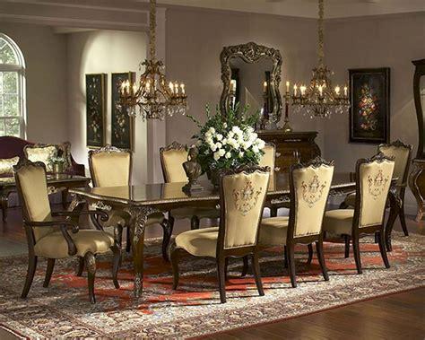 aico dining room sets aico imperial court dining set ai 79000set