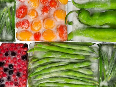 Frozen Vegetables Shelf by How To Max Out The Shelf Of Fruit And Vegetables