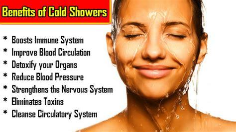 Cold Showers Benefits by Benefits Of Cold Showers Thande Pani Se Nahane Ke Laabh