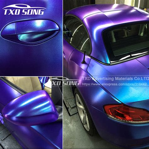 purple glitter car online buy wholesale glitter vinyl from china glitter
