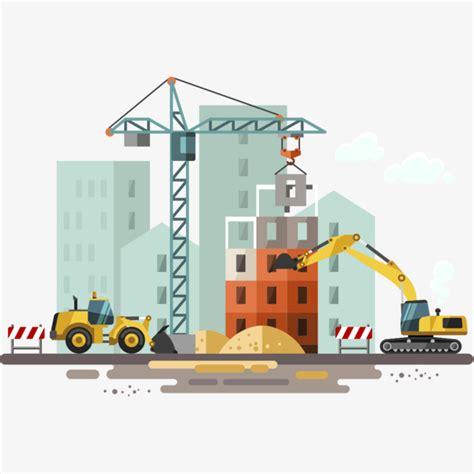 site clipart construction site construction clipart building