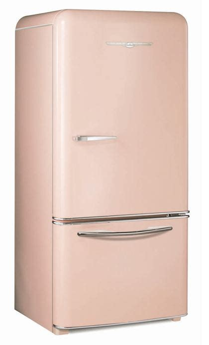 How Much Will It Cost To Renovate My Bathroom Retro Refrigerators 7 Places To Get Them In Pink And