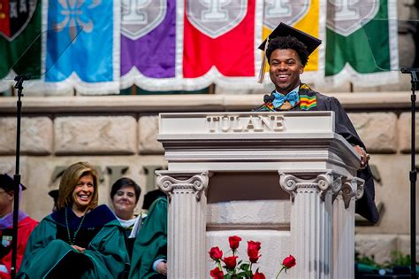 Tulane Freeman Mba Ranking by Freeman Diploma Ceremony Largest In School History