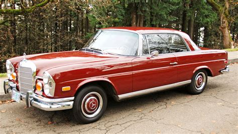 mercedes w112 mercedes w112 w111 coupes convertibles decoded