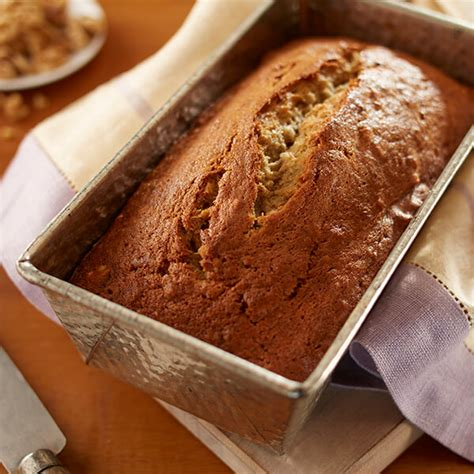 best banana nut bread banana nut bread recipe land o lakes