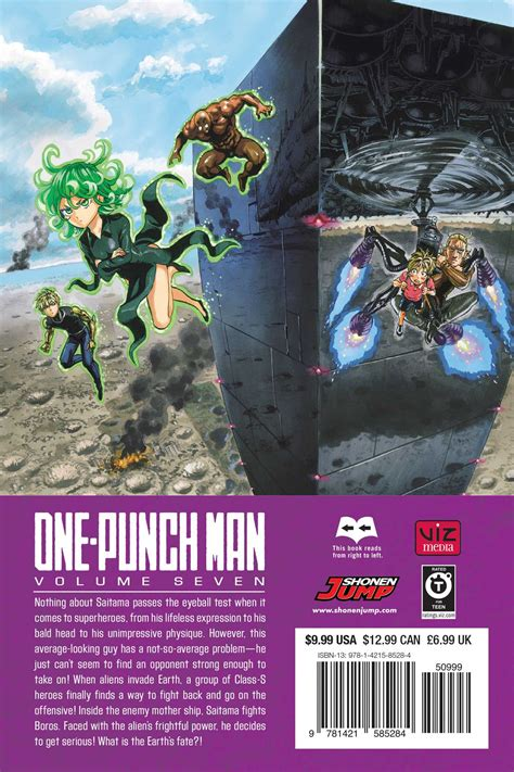 punch vol 1 books one punch volume 7