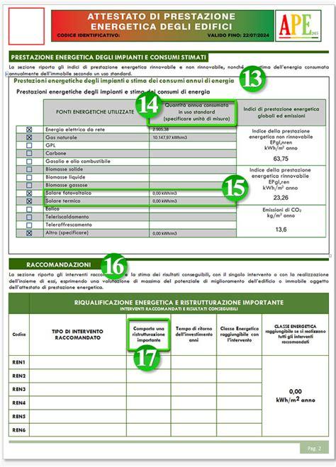 certificazione energetica capannone come cambia l attestato di prestazione energetica